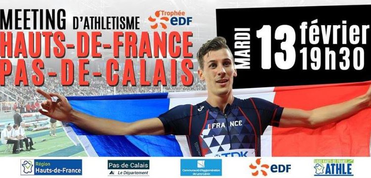 meeting athlétisme hdf 2018