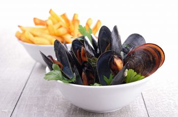 braderie Lille - Moules-frites bet'leu