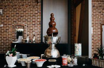 Fontaine de chocolat Dupont Traiteur