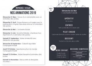 Menu animation 26 Mai 2019